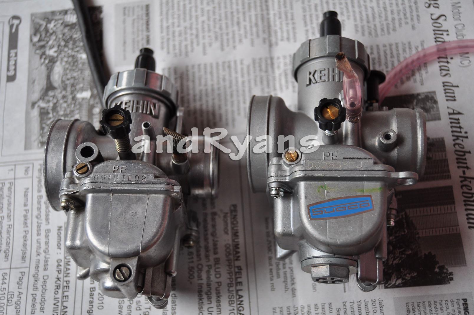 Korek Harian Motor Karburator Pe 28 Carburator Pe26 Japan Ka Sudco Ki